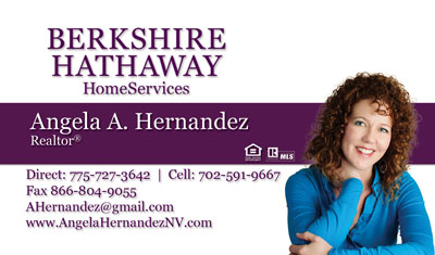 Berkshire Hathaway Home Services Cards