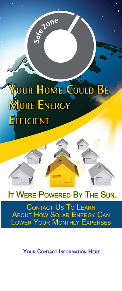 Solar Marketing Solar Door Hanger Marketing Door