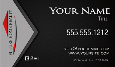 Future home realty business cards 6999 professionally designed future home realty cards new logo colourmoves