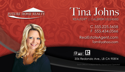 Future Home Realty Business Cards 69 99 Professionally