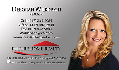 Future Home Realty cards new logo