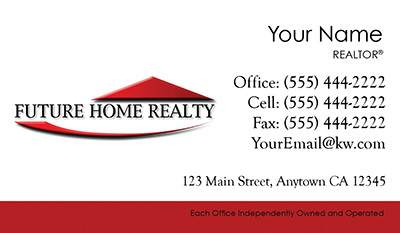 Future Home Realty Cards