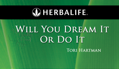 Herbalife business cards