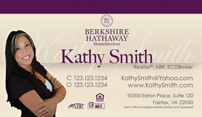 Berkshire business cards 6999 professionally designed and berkshire hathaway business cards colourmoves