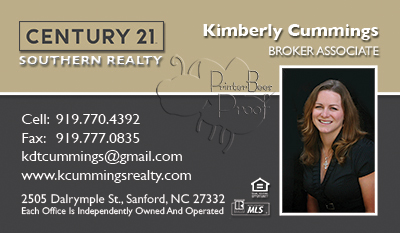 Century 21 Business Card Template 15