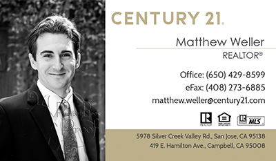 Century 21 Business Card Template 22