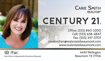 Century 21 Business Card Template 26
