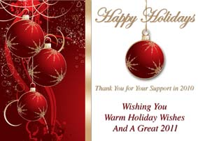 tis the season to send holiday greetings to your clients - Christmas Cards For Clients