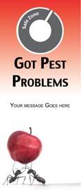 Pest Control Marketing Door Hanger Templates Door