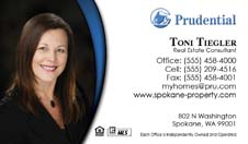 Prudential Business Card Template 10
