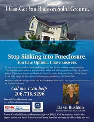 short sale fliers