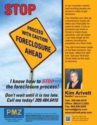 short sale flyers