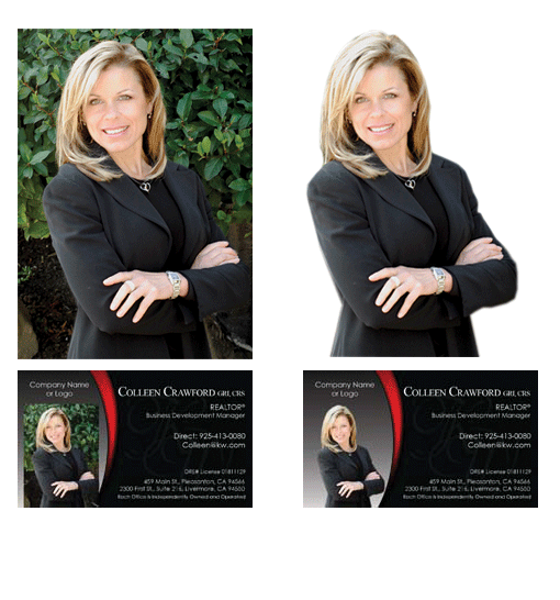 Ez sell realty business cards 1000 business cards 6999 designed headshot sample colourmoves