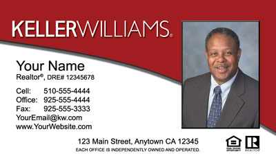 Keller Williams Business Cards Business Cards No - Keller williams business card templates