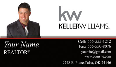 Keller Williams Business Cards