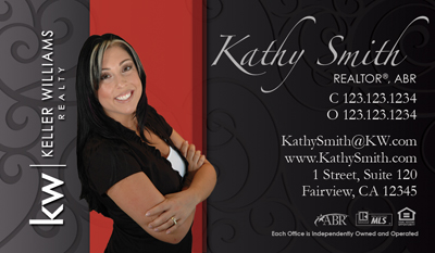 Keller Williams Realty Cards