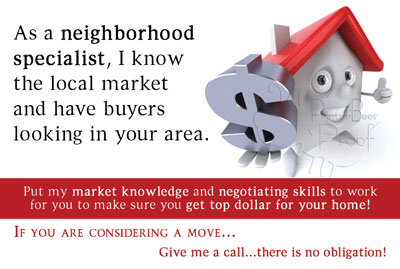 keller williams real estate postcards