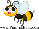 Printerbees logo - realtor marketing