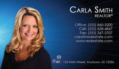 Remax Business Card Template 12