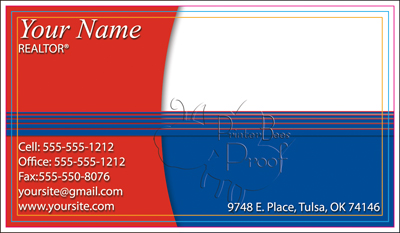Remax Business Card Template 13