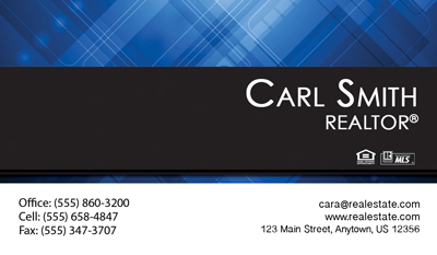 Remax business cards new logo