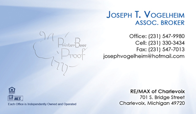 Remax Business Card Template 18