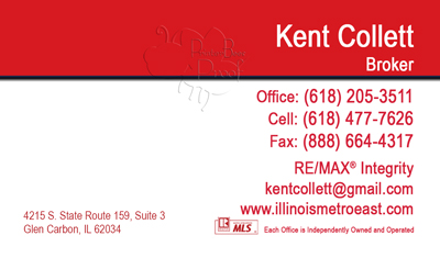 Remax Business Card Template 21