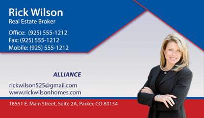 Remax Business Card Template 37