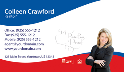 Remax Business Card Template 38