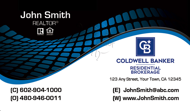 Coldwell banker business cards free shipping and design no coldwell banker business card template 5 colourmoves