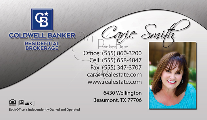 Coldwell banker business cards free shipping and design no coldwell banker business card template 22 wajeb Images
