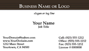 color business card printing