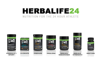 Herbalife business carfds