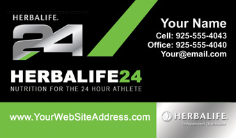Herbalife Business Cards Free Shipping And Design No