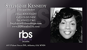 RBS business cards
