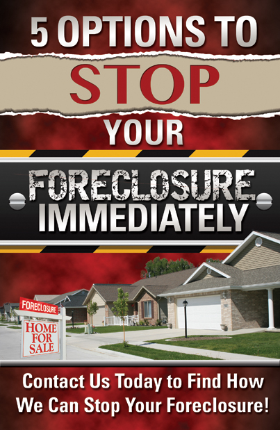 Avoid Property Tax Foreclosure