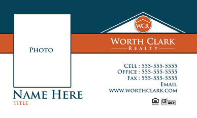 WCR real estate cards