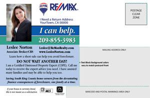 Real Estate Marketing Real Estate Marketing Postcards